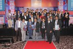 Winners of India Maritime Awards 3rd Edition (PRNewsfoto/Daily Shipping Times)