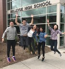 Bellevue High Teens Partner With DTML to Create 'Computer Parts in Outer Space'