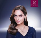 DIA Collection Launch by Miss World Manushi Chhillar (PRNewsfoto/Malabar Gold & Diamonds)