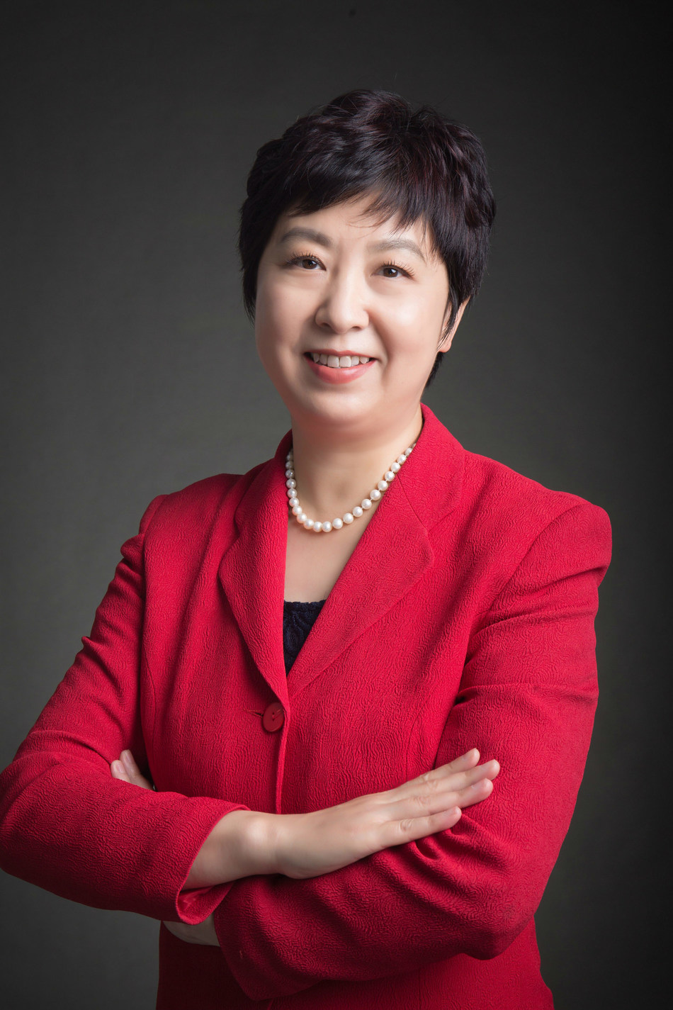 Professor Jean Chen - Dean of International Business School Suzhou (IBSS) at Xi'an Jiaotong-Liverpool University in China leading IBSS to global recognition.