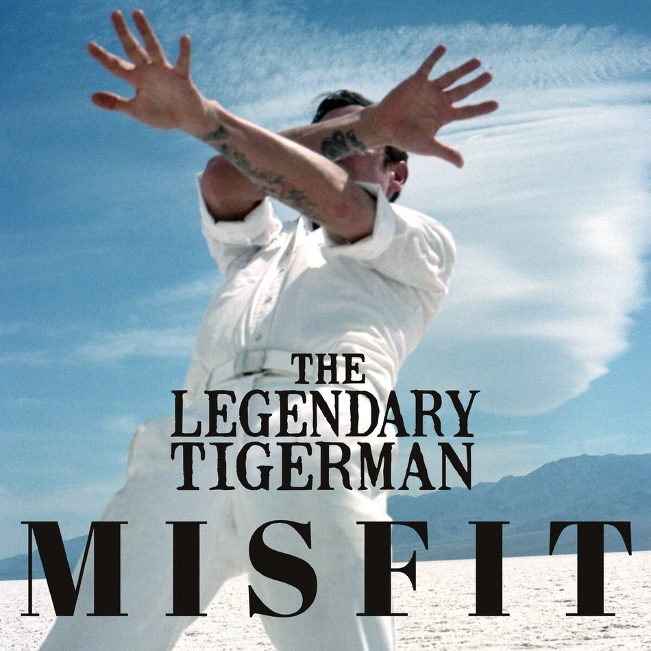The Legendary Tigerman - Misfit (PRNewsfoto/Dirty Water Records)