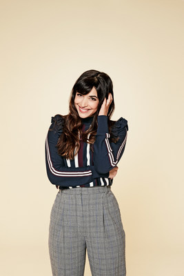 FASHION-SAVVY COMEDIANS EXPRESS A LIGHT-HEARTED SIDE OF NORDSTROM FOR THE RETAILER'S ONE-OF-A-KIND ANNIVERSARY SALE CAMPAIGN - Hannah Simone