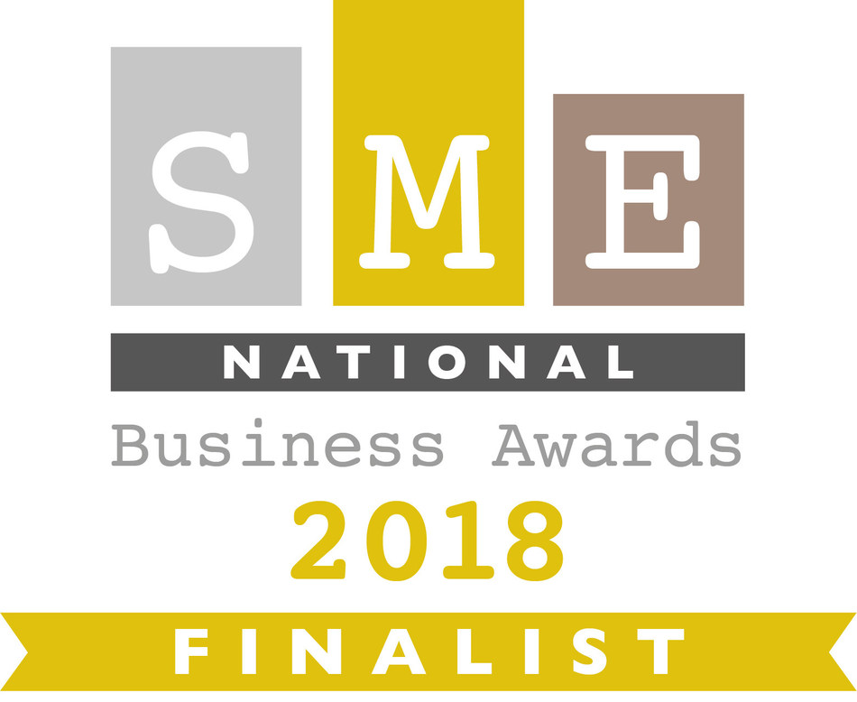 Really Simple Systems named as a finalist in the SME Business Awards 2018 (PRNewsfoto/Really Simple Systems)