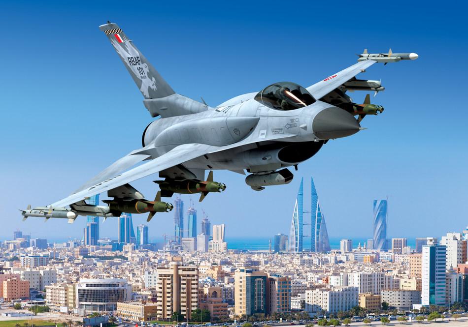 Lockheed Martin Awarded Contract to Build F-16 Block 70