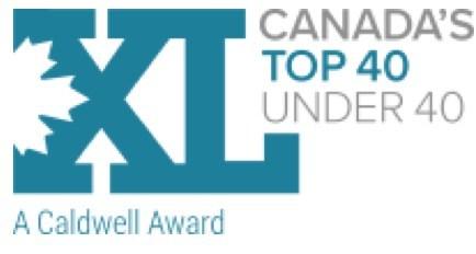Canada's Top 40 Under 40 (CNW Group/Fullscript)