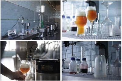 Figure 1: CLV's R&D brewing facility in Tallinn, Estonia (CNW Group/LGC Capital Ltd)