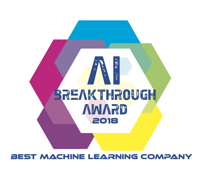 AI Breakthrough Award for Best Machine Learning Company