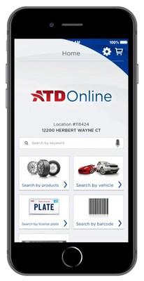 ATD Mobile Navigation