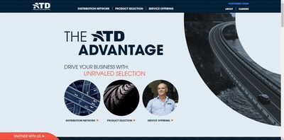 New ATD Website