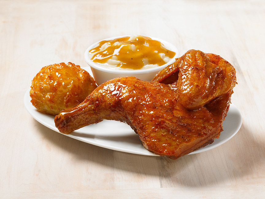 Church's Chicken introduces Bourbon Black Pepper Chicken for a limited time only