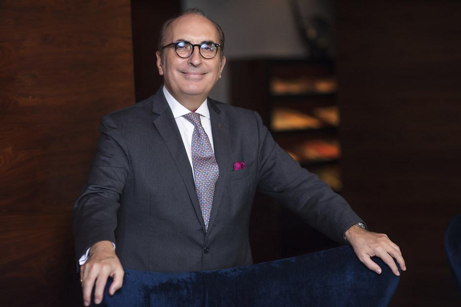 Mr. Bernard de Villele, General Manager of The Ritz-Carlton, Bahrain (PRNewsfoto/The Ritz-Carlton)