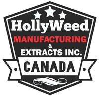 HollyWeed Manufacturing & Extracts Inc. CANADA (CNW Group/HollyWeed North Cannabis Inc.)