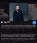 J BALVIN Is The #1 GLOBAL ARTIST ON SPOTIFY