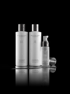 RevitaLash® Cosmetics Introduces Hair Products to Award-Winning Collection