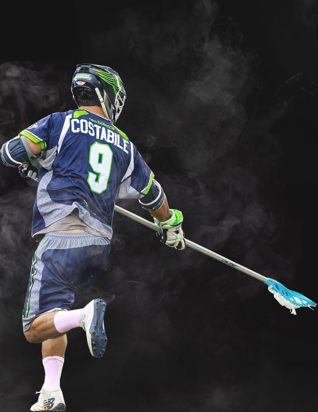 """The Havok is perfectly suited for my game,"" commented Maverik athlete C.J. Costabile, Chesapeake Bayhawks long stick midfielder and 4-time All-American at Duke University. ""Stiff, durable and lightweight for checking. It makes ground balls effortless and gives me added control for passing and shooting."""