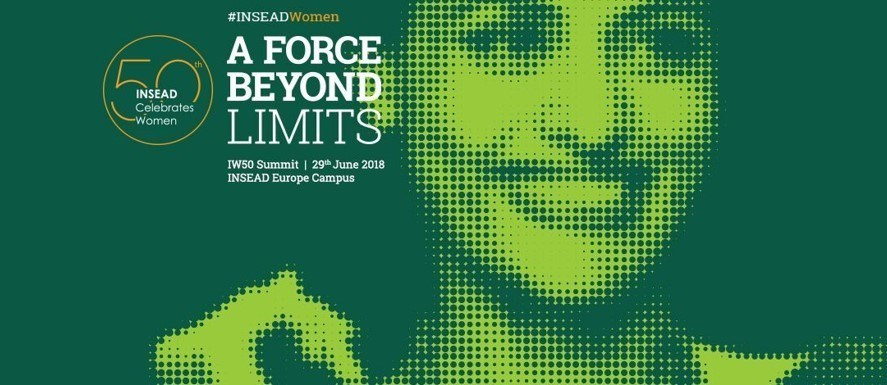 INSEAD iW50 - a celebration of the past, present and future of INSEAD women.