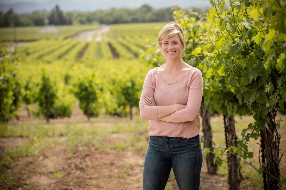 Courtney Foley, Head of Winemaking, Chalk Hill Estate Vineyards and Winery