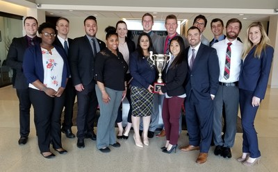 National sales honors for Q1 2018 go to Kirkwood Chicago.