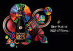 Rémy Martin Teams Up With Artist Matt W. Moore to Get a New Perspective of the World Around Us (PRNewsfoto/Remy Martin)