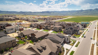Sterling Ranch Welcomes 100th Family to Master-Planned Community