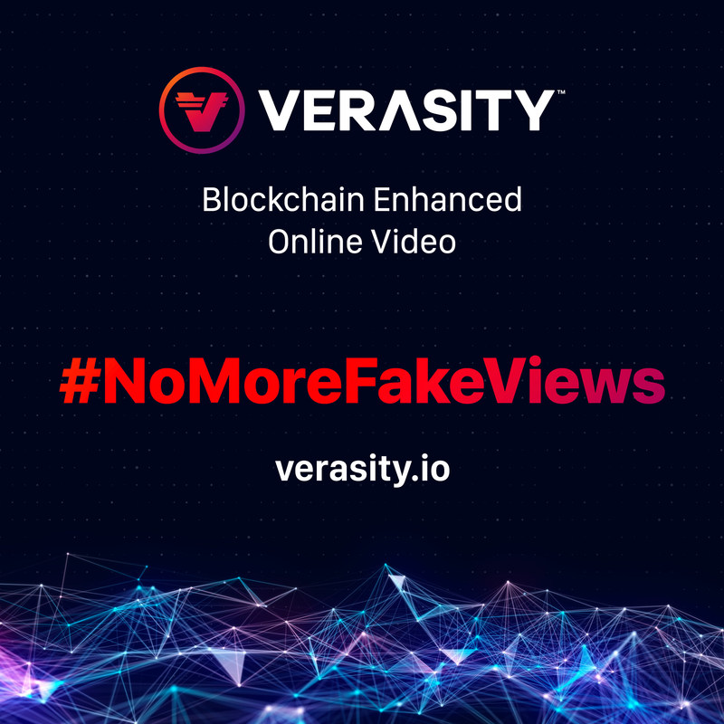 Verasity.io Blockchain Evolution of Online Video