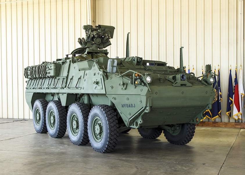 General Dynamics Receives Contract to Upgrade U S  Army