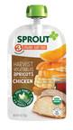 WINNER, WINNER, CHICKEN DINNER Sprout Foods Takes Home Delicious Living's 2018 Best Bite Award