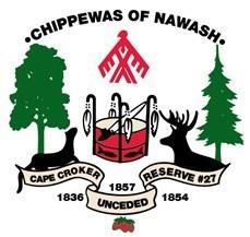 Logo : La Première Nation des Chippewas de Nawash (Groupe CNW/Société canadienne d'hypothèques et de logement)