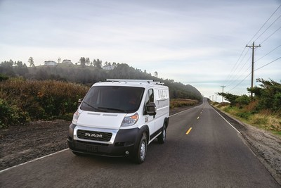 Ram Updates New 2019 ProMaster Vans