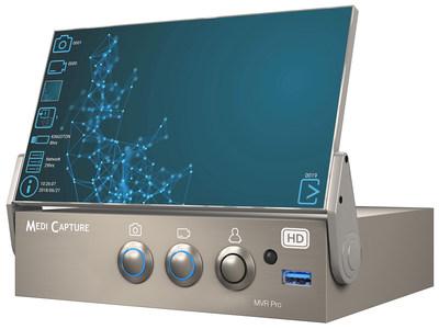 MediCapture(R)推出功能強大的MVR Pro HD醫用錄影機