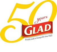 "GLAD Celebrates 50 Years of Being ""Proudly Canadian"". (CNW Group/GLAD Canada)"