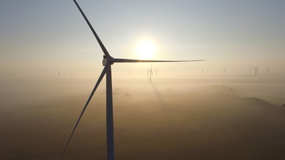 E.ON dedicated its Radford's Run Wind Farm, a 306 megawatt (MW) project in Macon County and the company's third wind farm in Illinois. The wind farm is named after Mike Radford, a member of the E.ON development team who passed away from cancer.