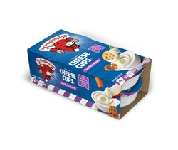 The Laughing Cow Cheese Cups - Creamy Swiss Garlic & Herb