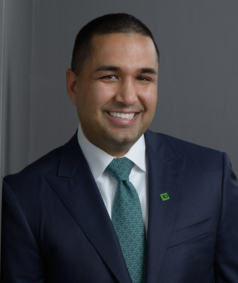 Jason Thacker, Senior Vice President, Head of Consumer Deposits and Payments at TD, has been named one of Canada's Top 40 Under 40® for 2018.