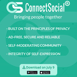 ConnectSocial® Built on the Principles of Privacy