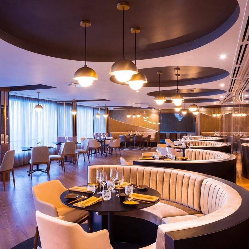 Address Hotel 2 Fevrier Lome Togo - Songhai Restaurant (PRNewsfoto/Emaar Hospitality Group)