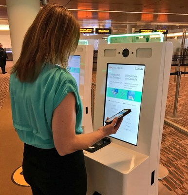 Primary Inspection Kiosks (CNW Group/Canada Border Services Agency)