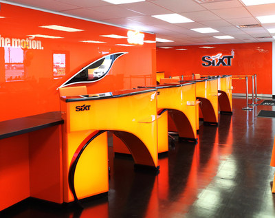 Sixt Expands to Denver International Airport