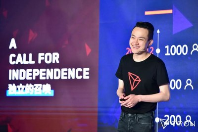 TRON Moves Forward in Business Journey - Remarkable Brand Value is Created by TRON