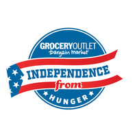 Grocery Outlet Launches Eighth Annual 'Independence from Hunger' Campaign