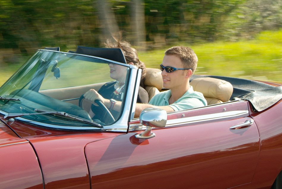 Hagerty's 'Why Driving Matters' survey finds that despite image of being indifferent toward cars, millennials like driving and want to see it protected as the age of autonomy nears (PRNewsfoto/Hagerty)
