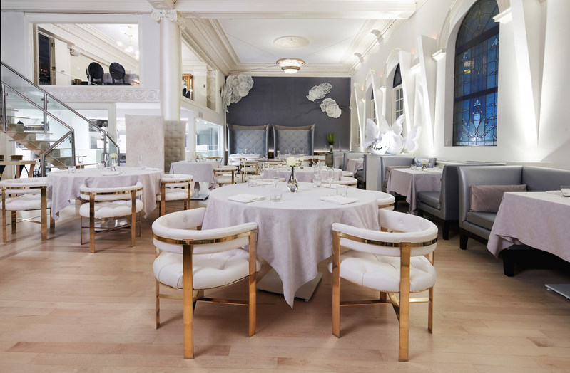 Michelin Star awarded Don Alfonso 1890 opens first North American location in Toronto today (CNW Group/Liberty Entertainment Group)