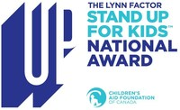 Children's Aid Foundation of Canada announces the six finalists for The Lynn Factor Stand Up for Kids National Award (CNW Group/Children's Aid Foundation of Canada)