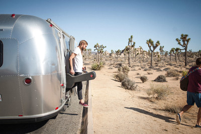 According to new research from Outdoorsy, 55 percent of Americans say they would travel by RV specifically to have an adventure, with approximately a quarter of respondents saying it allows them to escape reality and gives them cool stories to share.