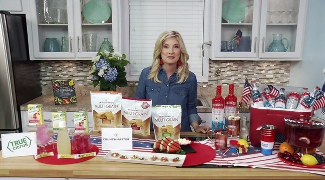 4th of July Entertaining with Chef Rebecca Lang!