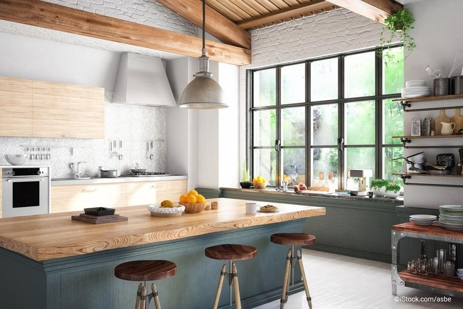 Kitchen renovation has greatest potential to boost a property's sale price (CNW Group/Royal LePage)