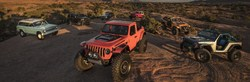 Apex Motorworks has hosted several lifted Jeep models along with other off-road options in its inventory.