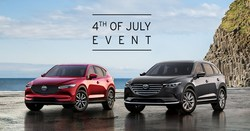 Summer is in full swing! It's the perfect time to get into a stylish, smart Mazda. It's all here during the Mazda July 4th Event, now through July 5!
