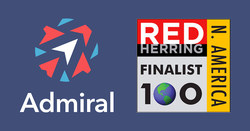 Adblock Recovery and VRM Specialists Admiral received the distinction of being named as a 2018 Red Herring Top 100 Finalist N. America