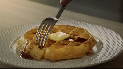 New Eggo® Thick & Fluffy Belgium-Style Waffles are too good not to share!
